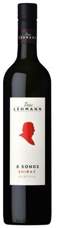 Peter Lehmann Shiraz 8 Songs